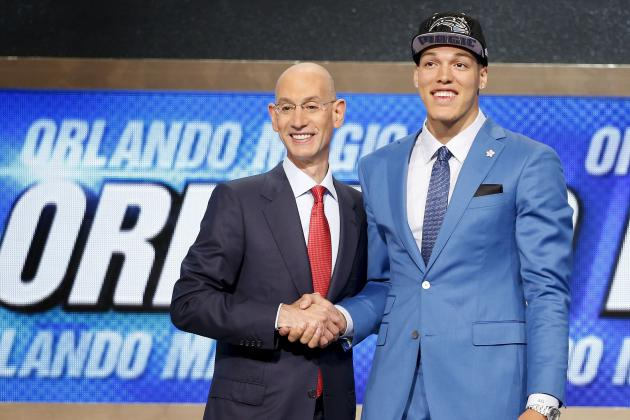 No. 4: Aaron Gordon