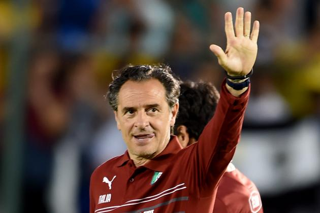 Ranking the Potential Successors to Cesare Prandelli as Italy Coach