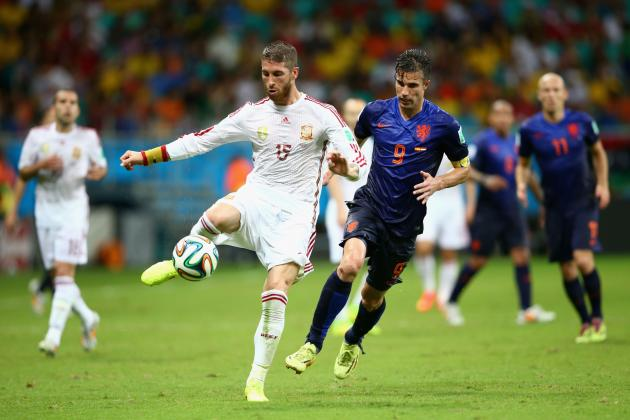 World Cup 2014: Ranking the Top 10 Matches from Group-Stage Games