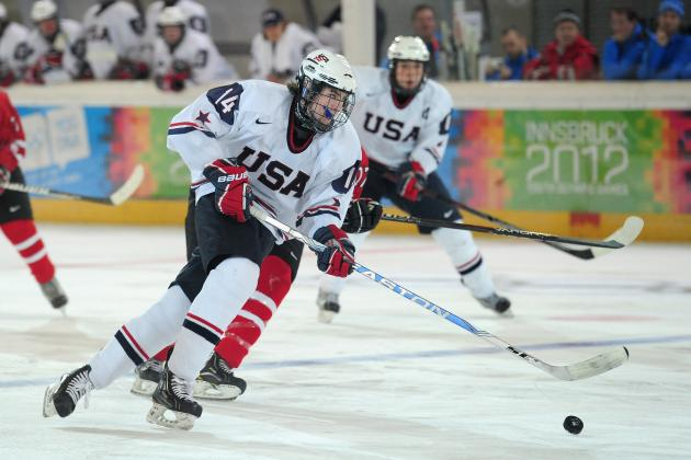 NHL Draft 2014: Final Look at Los Angeles Kings' Best Options in 1st Round
