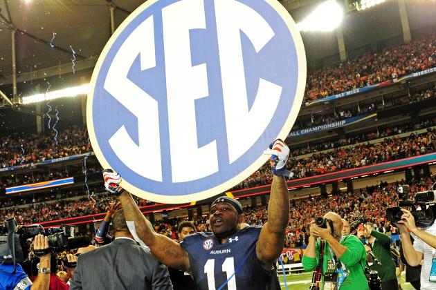 5 Reasons SEC Football Will Dominate College Football Playoff Era