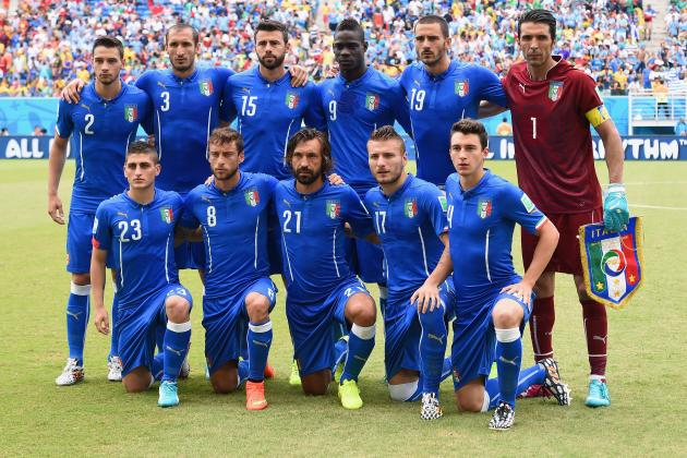 Italy: A Look at Potential Successors to the Azzurri's Old Guard