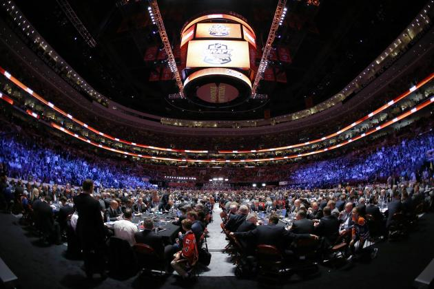 NHL Draft Grades 2014: Round 1 Report Card for Every Team