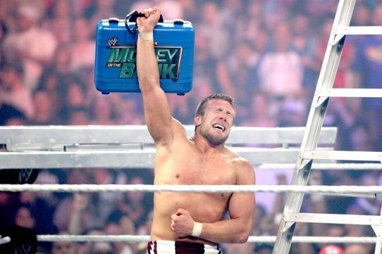 Ranking the Top 5 Star-Making Moments in Money in the Bank Matches