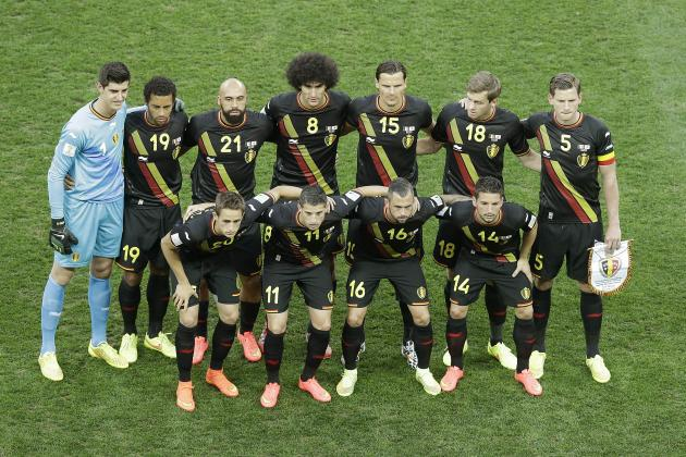 Belgium vs. South Korea: 6 Things We Learned