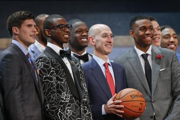 NBA Draft 2014: The Biggest Surprises of the Night