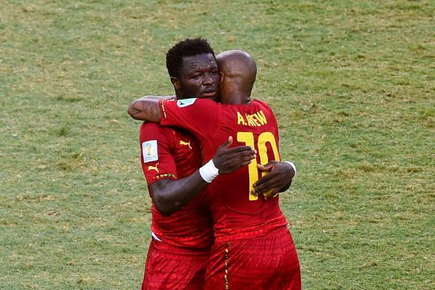 Portugal vs. Ghana: 5 Things We Learned About the Black Stars