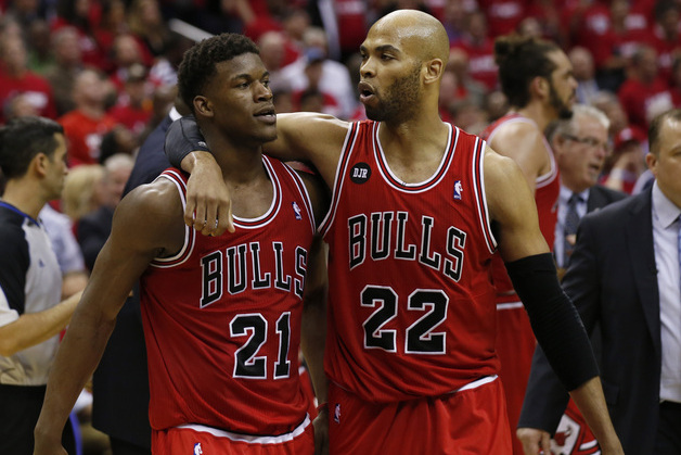 Initial Post-Draft Depth Chart for Chicago Bulls