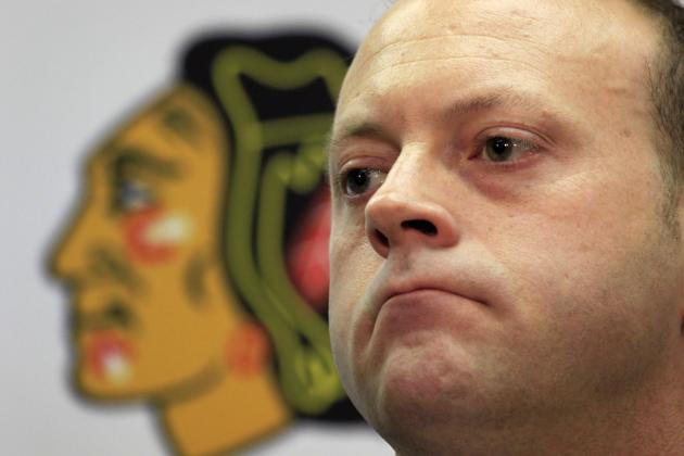 Chicago Blackhawks 2014 NHL Draft Picks: Grades, Results and Analysis