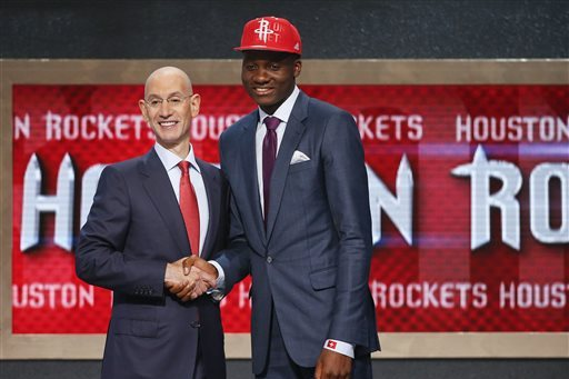 Initial Post-Draft Depth Chart for Houston Rockets