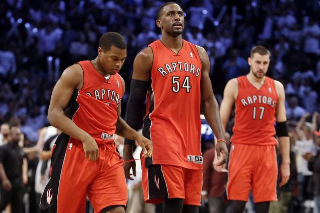 Initial Post-Draft Depth Chart for Toronto Raptors