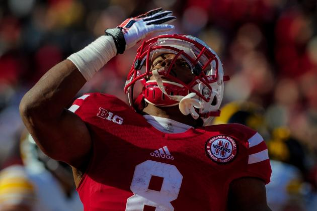 Nebraska Football: Over/Under Stat Projections for Ameer Abdullah in 2014