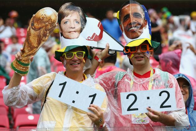 Predicting the World Cup Round of 16 Fixtures