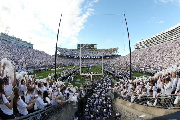 Power Ranking Penn State's Positional Units for 2014