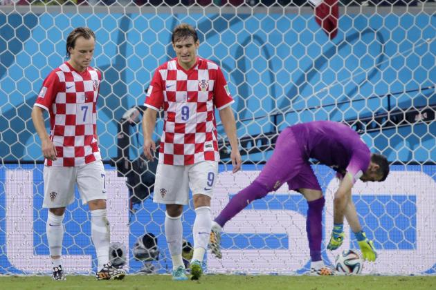5 Things Croatia Must Change to Be Competitive for Euro 2016