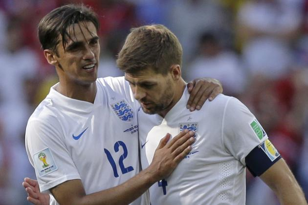 5 Players England Should Axe Ahead of Euro 2016 Qualifying