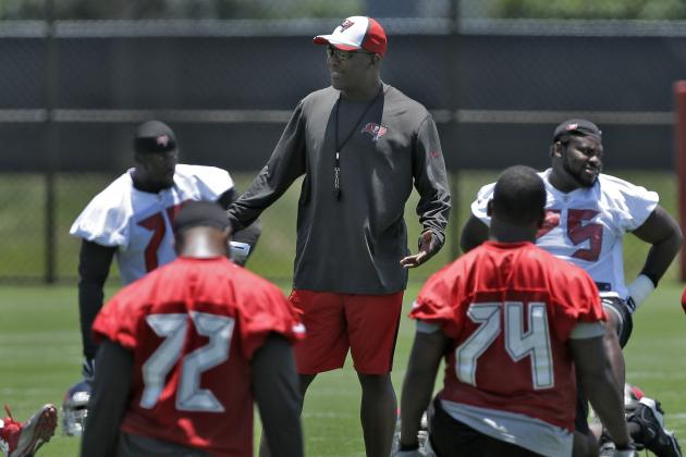 5 Players Who Might Find Themselves on the Buccaneers Practice Squad in 2014
