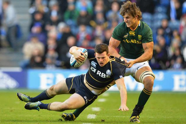 South Africa vs. Scotland: Score and Lessons Learned from Port Elizabeth Test