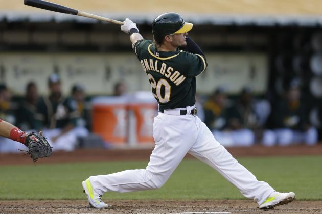 Ranking the Oakland A's Best 2014 All-Star Game Candidates