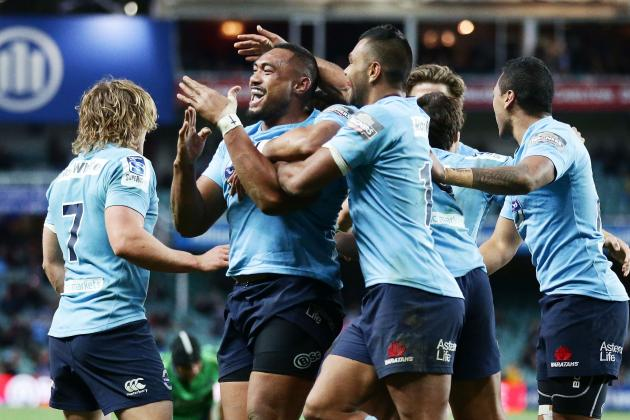 Winners and Losers for Super Rugby Round 18