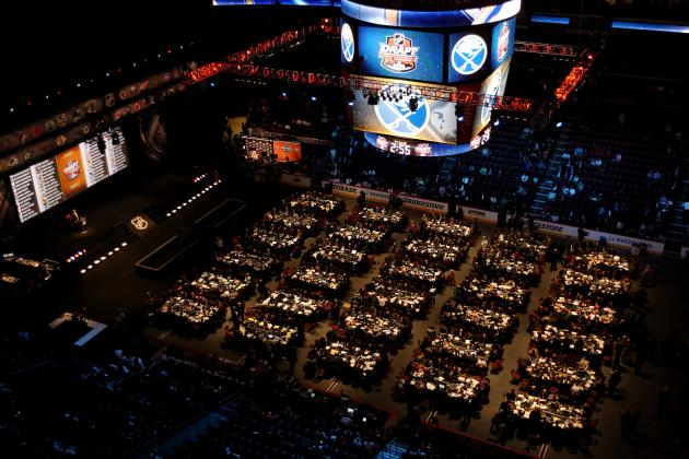 2014 NHL Draft Results: Biggest Winners and Losers