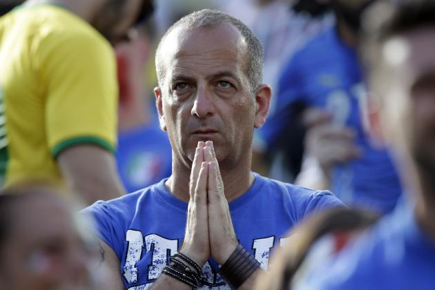 5 Players Italy Should Axe Ahead of Euro 2016 Qualification