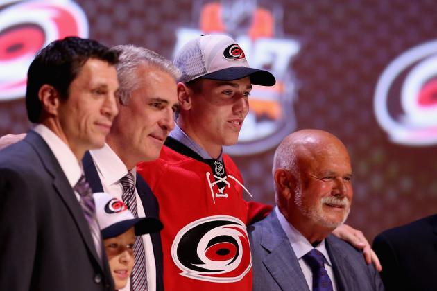 2014 NHL Draft: Grades and Analysis for Each Carolina Hurricanes Pick