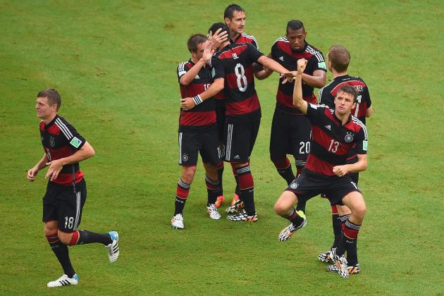 B/R Experts' World Cup Predictions: Germany and France in Focus