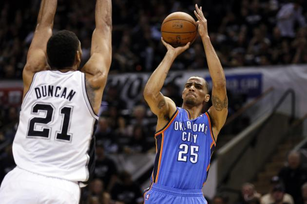 OKC Thunder 2014 NBA Free-Agency Big Board: Ranking Top Targets Post-Draft