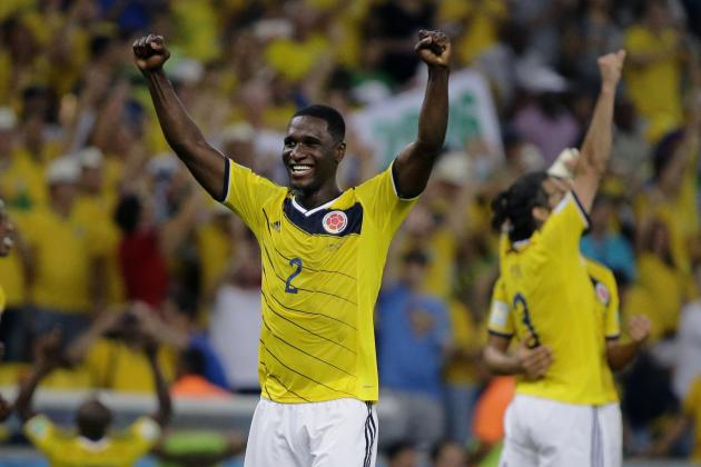 Colombia vs. Uruguay: 6 Things We Learned