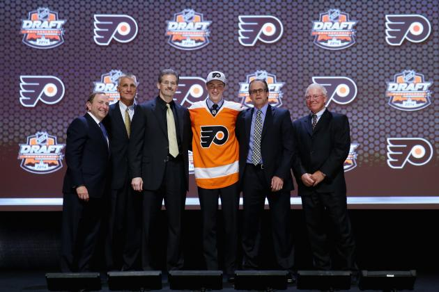 2014 NHL Draft Grades and ETAs for Philadelphia Flyers' Picks