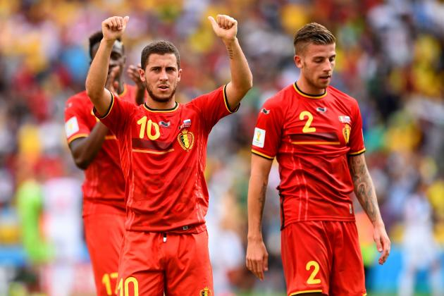 Getting to Know Belgium, USA's Next World Cup Opponent