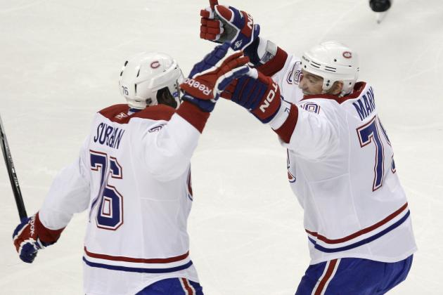 Pros and Cons of Montreal Canadiens Defenseman Andrei Markov's New Contract