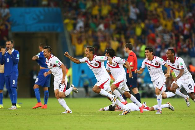 World Cup 2014: Winners and Losers from Day 18