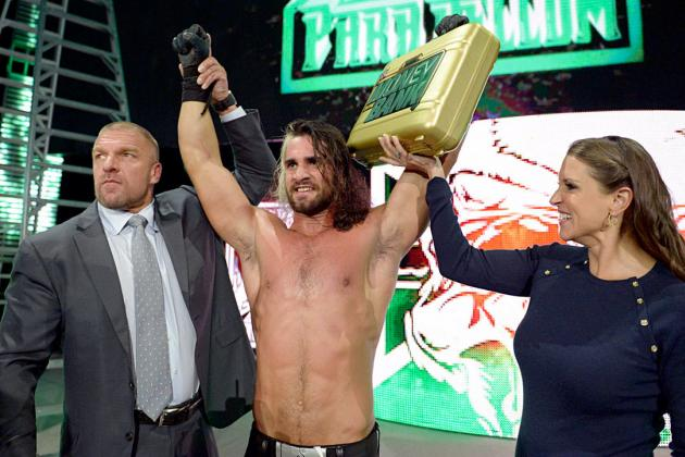 WWE Money in the Bank 2014: Grading Each Superstar's Performance at Event