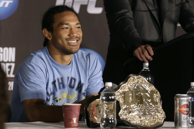 Benson Henderson and 6 Fighters Ready for Their Title Rematch