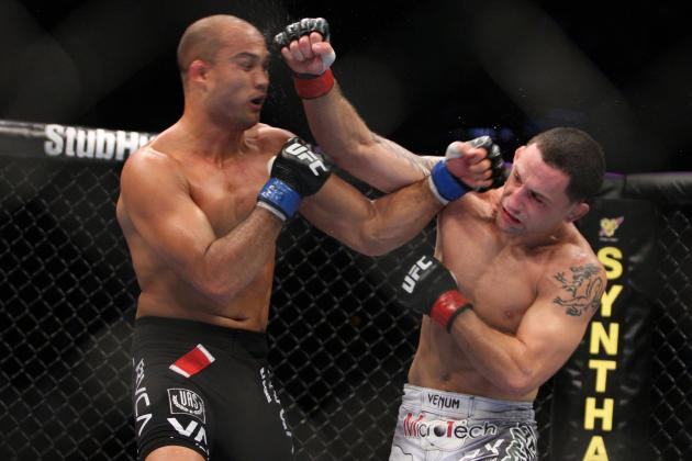 Frankie Edgar vs. BJ Penn III: Full Head-to-Toe Breakdown
