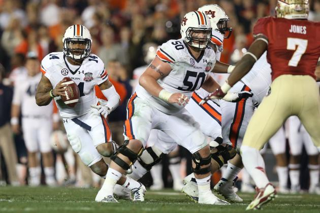 Power Ranking Auburn's Positional Units for 2014