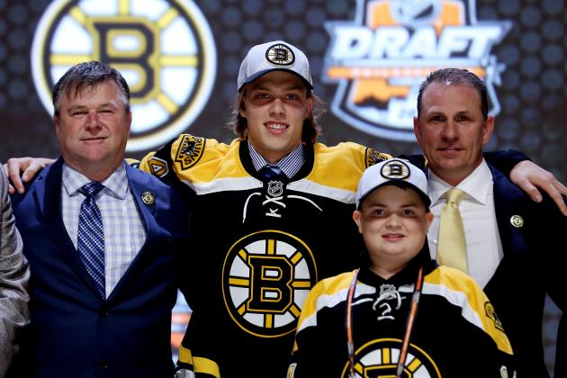 3 Boston Bruins Takeaways from the 2014 NHL Draft Weekend