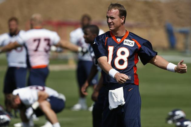 Ranking Peyton Manning's 10 Most Memorable Moments as a Denver Bronco