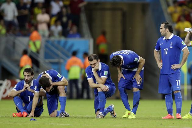 Greece vs. Costa Rica: 6 Things We Learned