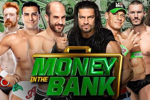 WWE Superstar Power Rankings for 6/30/2014: Post-Money in the Bank Edition