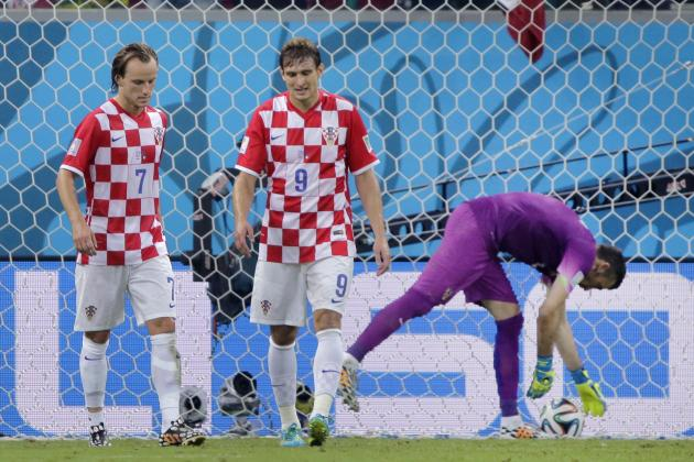 5 Players Croatia Must Axe Ahead of Euro 2016 Qualification Challenge