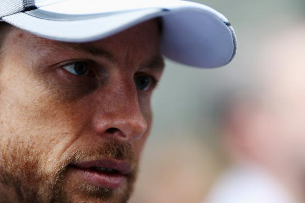 Formula 1's Latest Rumours and Talk: Jenson Button, Kimi Raikkonen and More