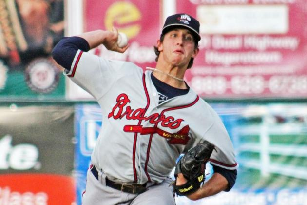 Stock Up, Stock Down for Atlanta Braves' Top 10 Prospects for Week 13