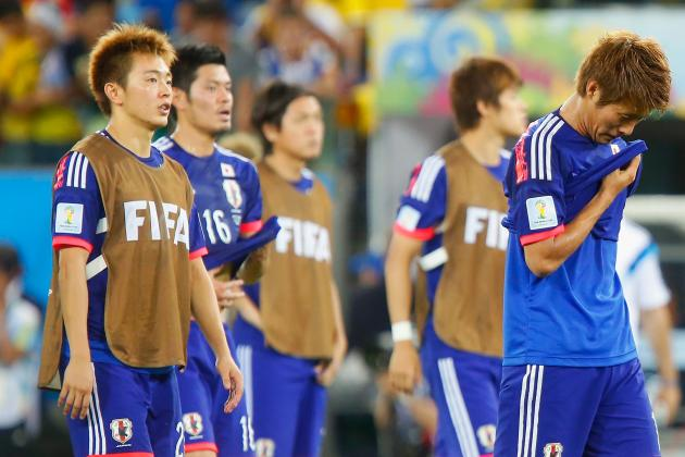 Best Asia XI from 2014 World Cup: Australia and Iran Dominate After Poor Showing
