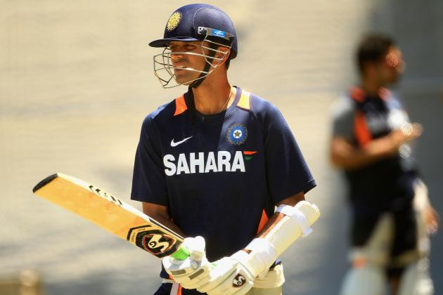 Why India Bringing in Rahul Dravid for England Tour Is a Masterstroke