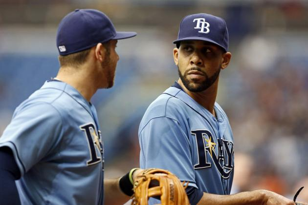 Ranking Tampa Bay Rays' Best All-Star Game Candidates