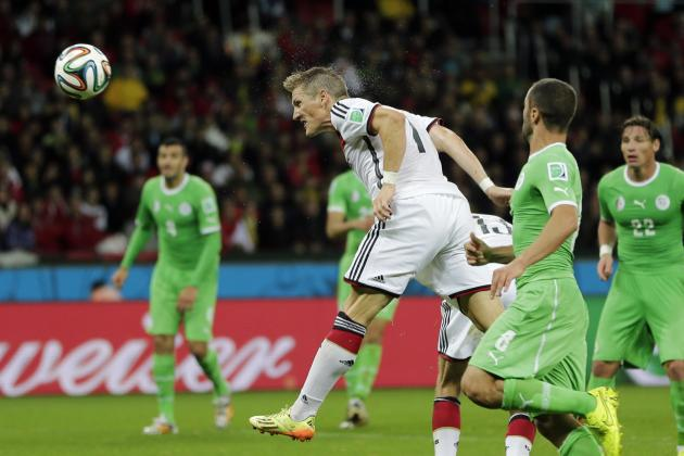 Germany vs. Algeria: 6 Things We Learned