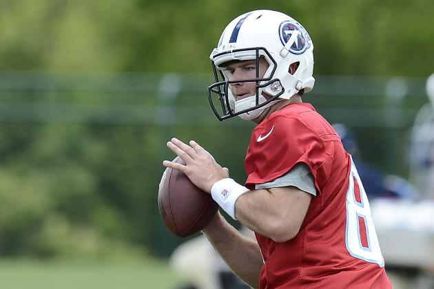 5 Players Who May End Up on Tennessee Titans Practice Squad in 2014